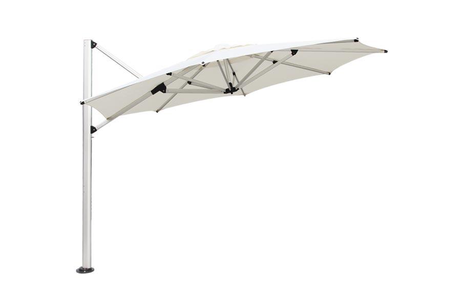 tilting offset umbrella